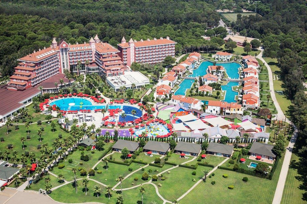 ОТЕЛЬ IC HOTELS SANTAI FAMILY RESORT