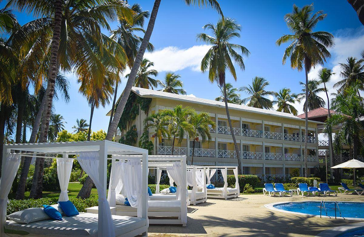 ОТЕЛЬ VISTA SOL PUNTA CANA BEACH RESORT