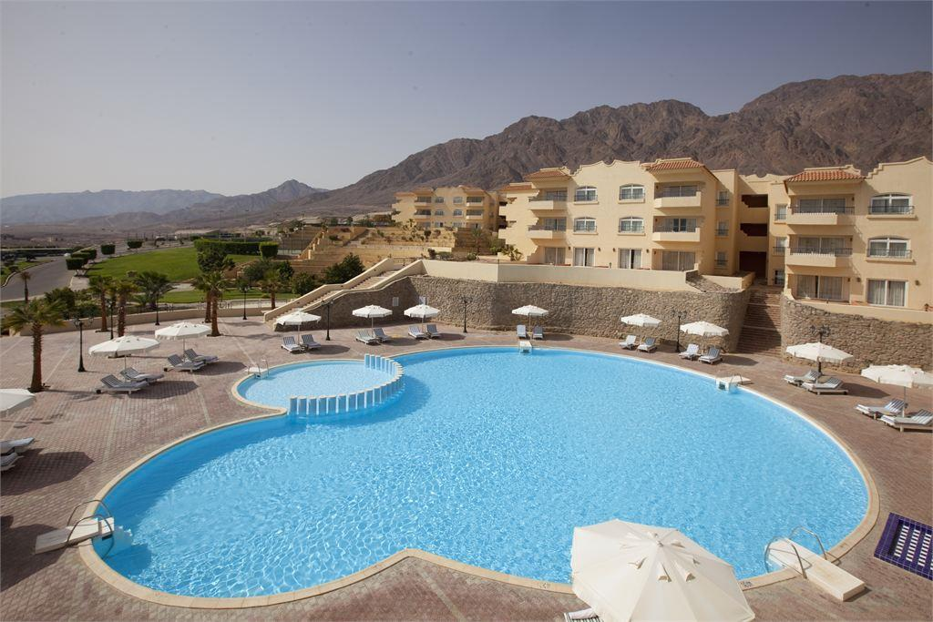 ОТЕЛЬ LA PLAYA BEACH RESORT TABA