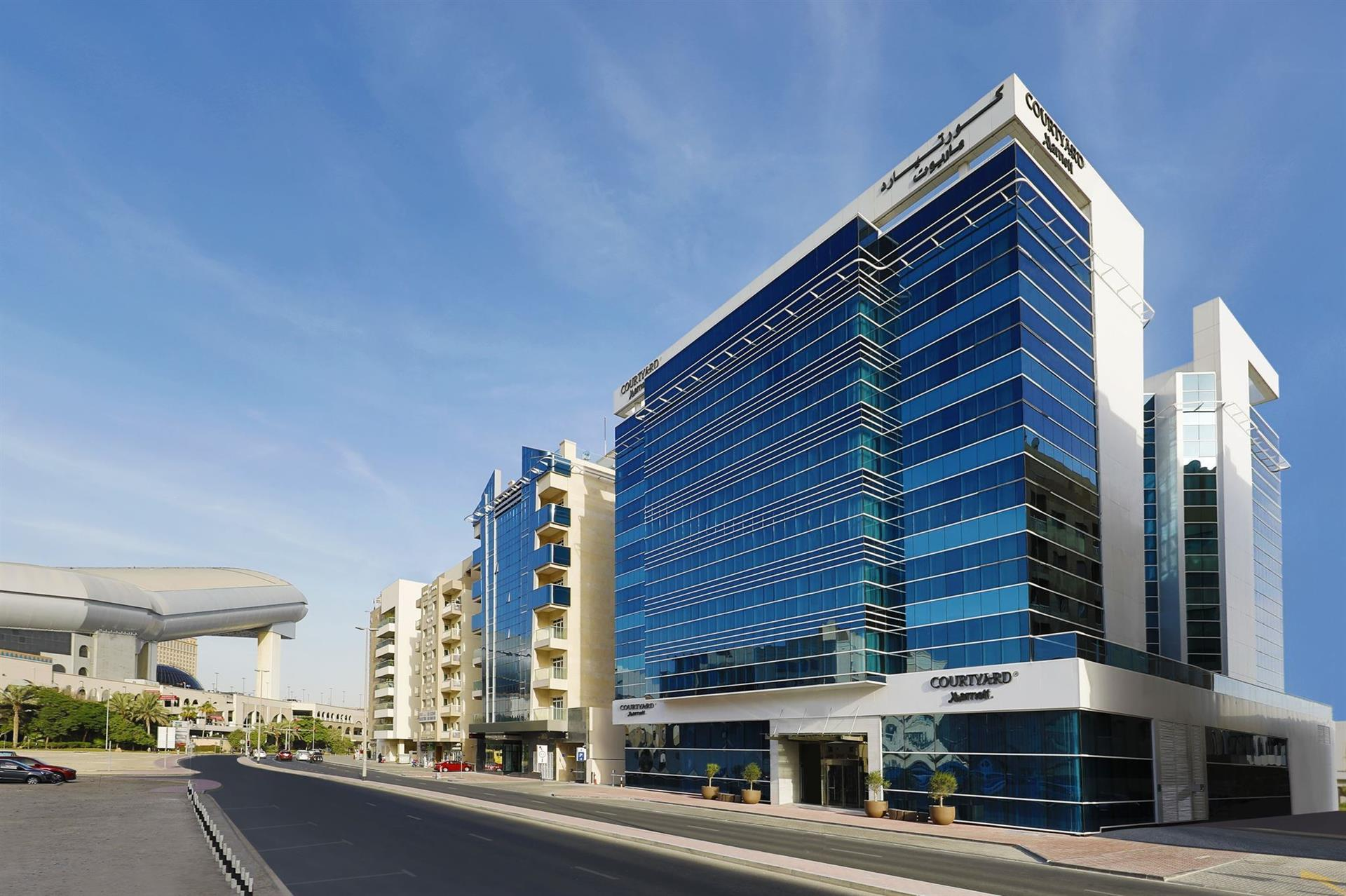 COURTYARD BY MARRIOT AL BARSHA