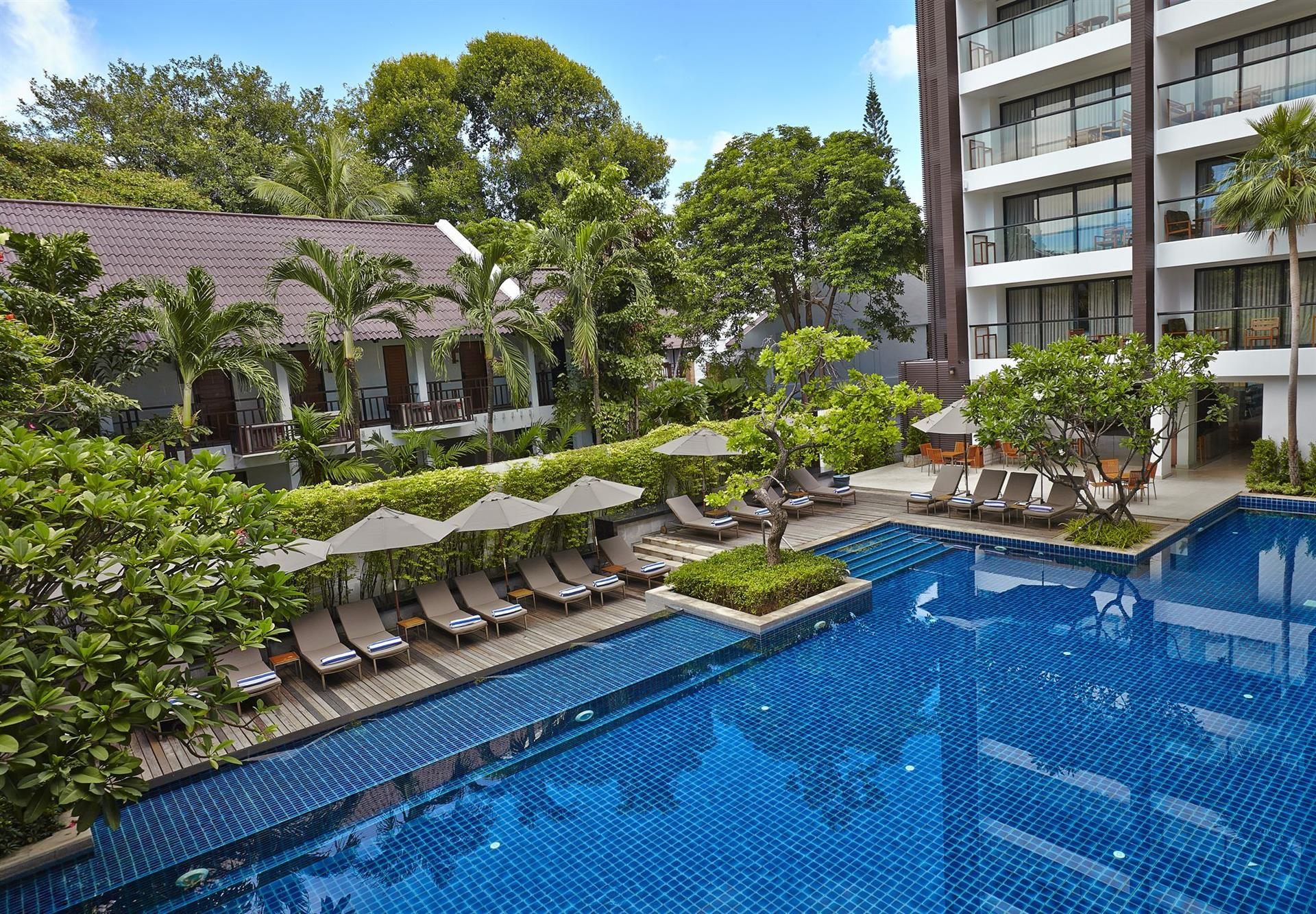 ОТЕЛЬ WOODLANDS SUITES SERVICED RESIDENCES